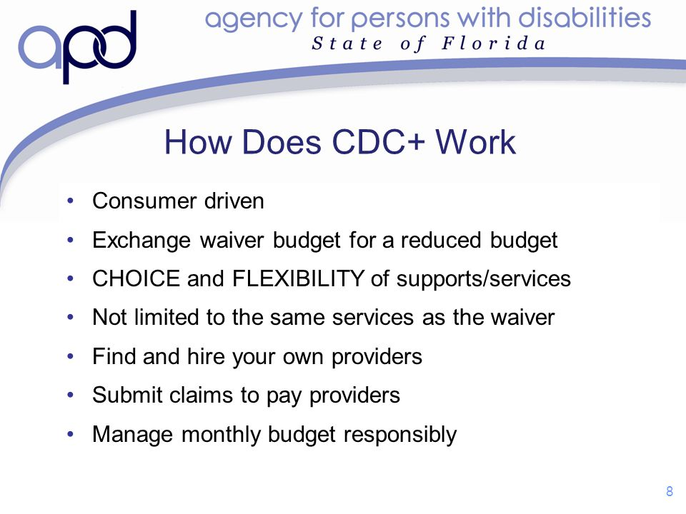 How Does CDC+ Work Consumer driven