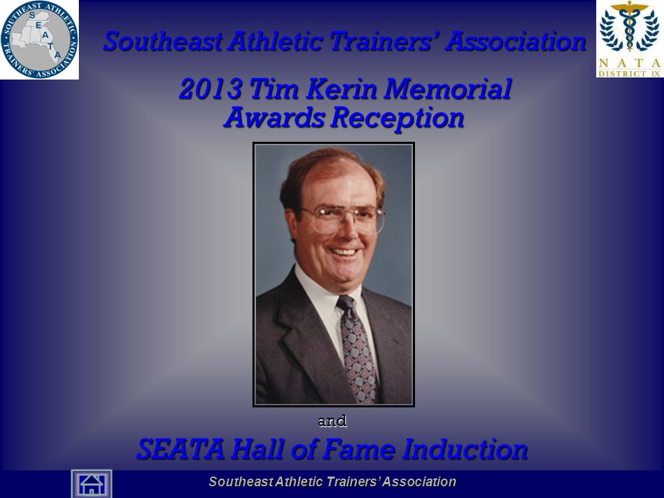 SEATA Hall of Fame Induction