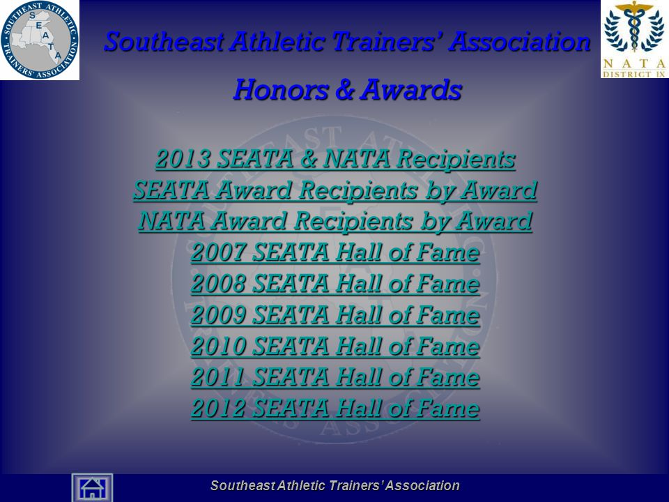 Southeast Athletic Trainers' Association