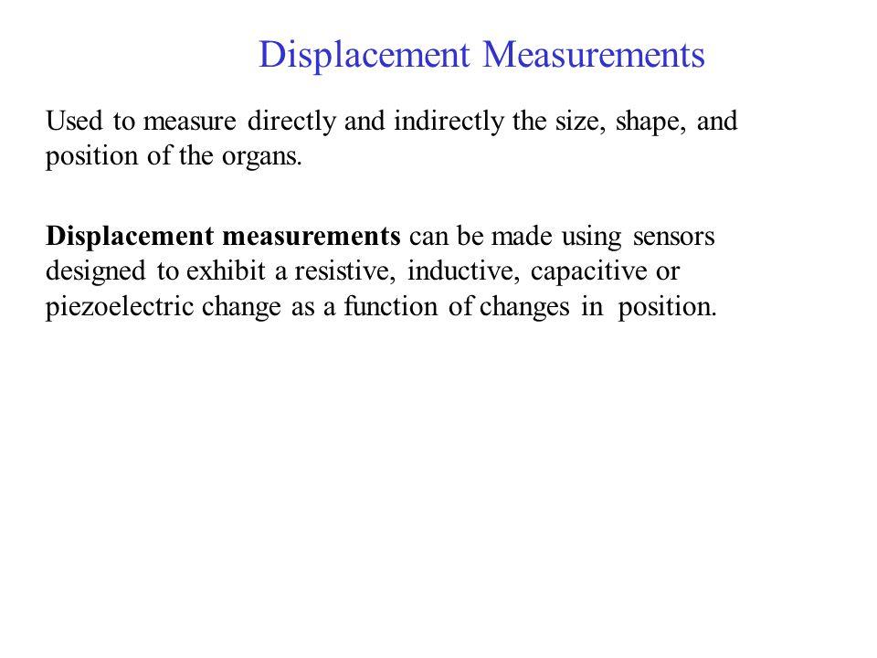 Displacement Measurements
