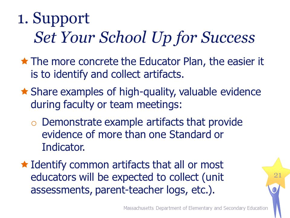 1. Support Set Your School Up for Success