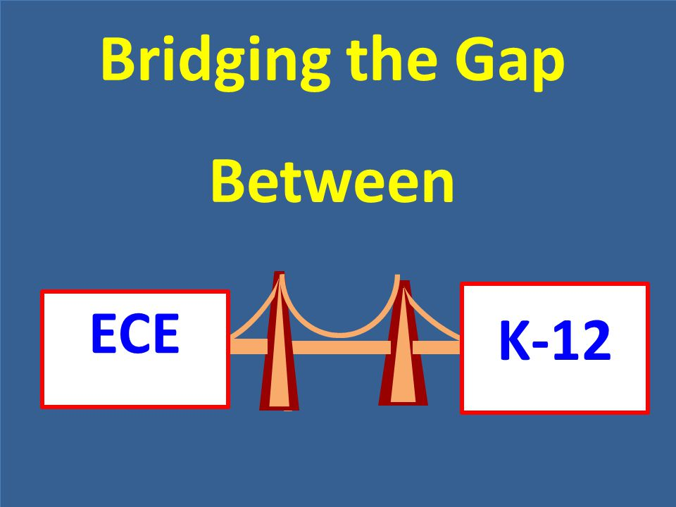 Bridging the Gap Between