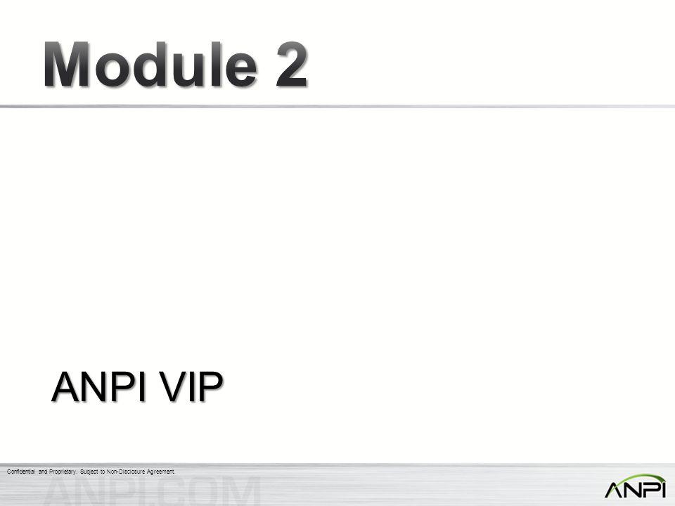Module 2 ANPI VIP