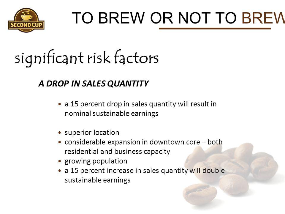 significant risk factors