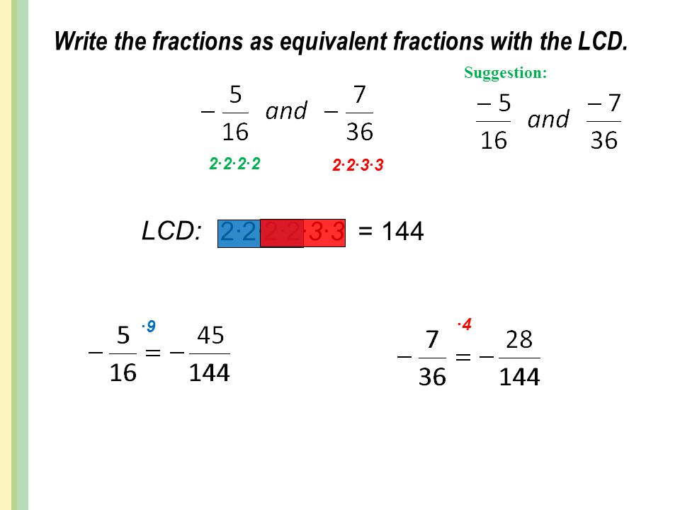 Fraction (mathematics)