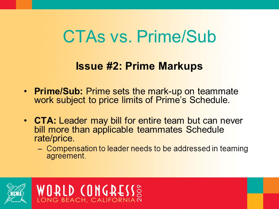 Issue #3: Is a Commercial Discount Involved