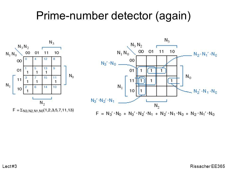 Prime-number detector (again)