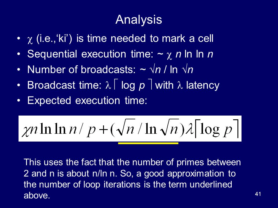 Analysis  (i.e.,'ki') is time needed to mark a cell