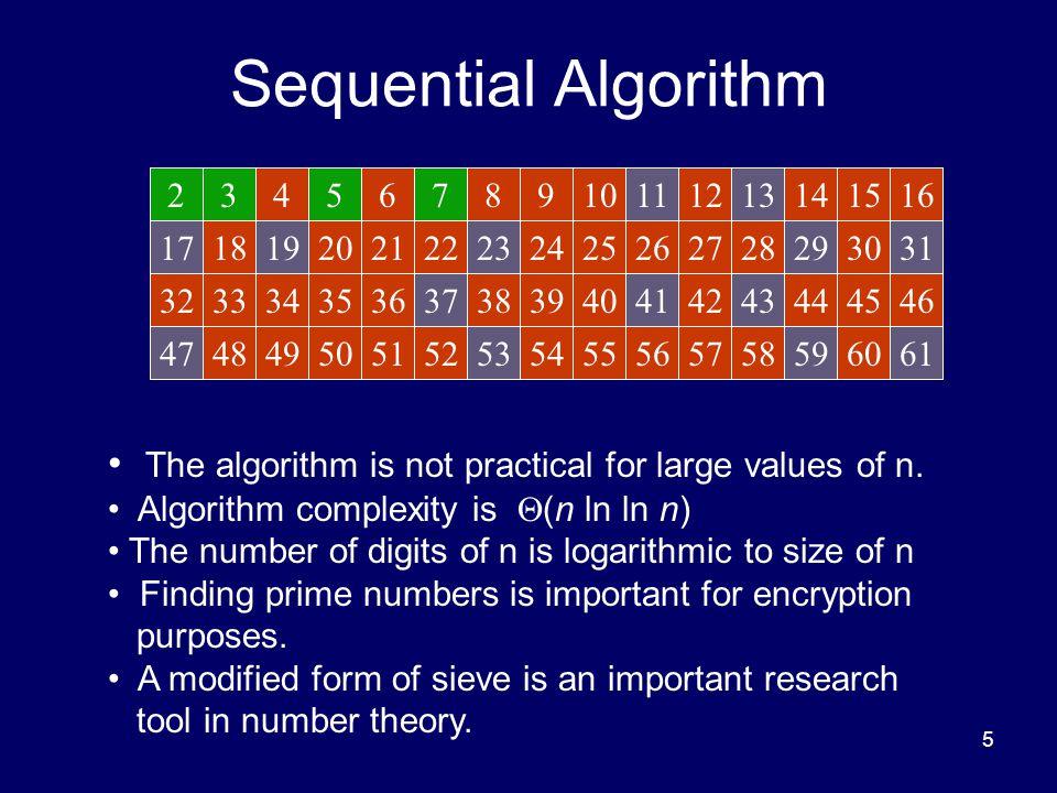 Sequential Algorithm 2. 3. 4. 5. 6. 7. 8. 9. 10. 11. 12. 13. 14. 15. 16. 17. 18. 19.