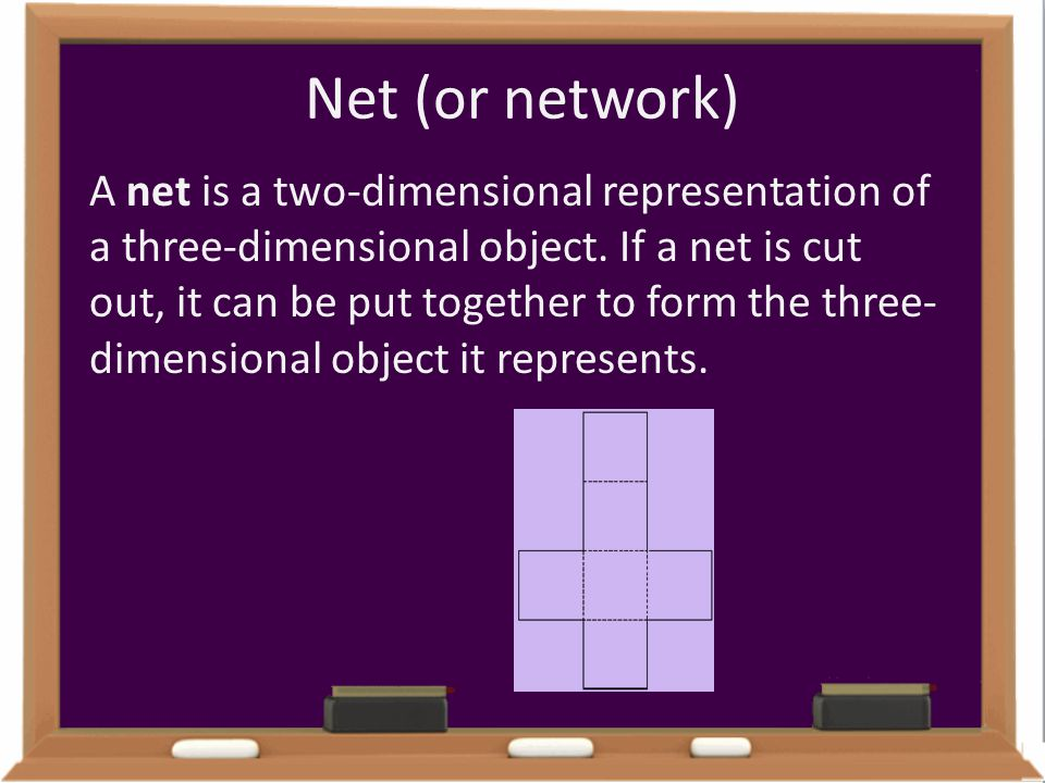 Net (or network)