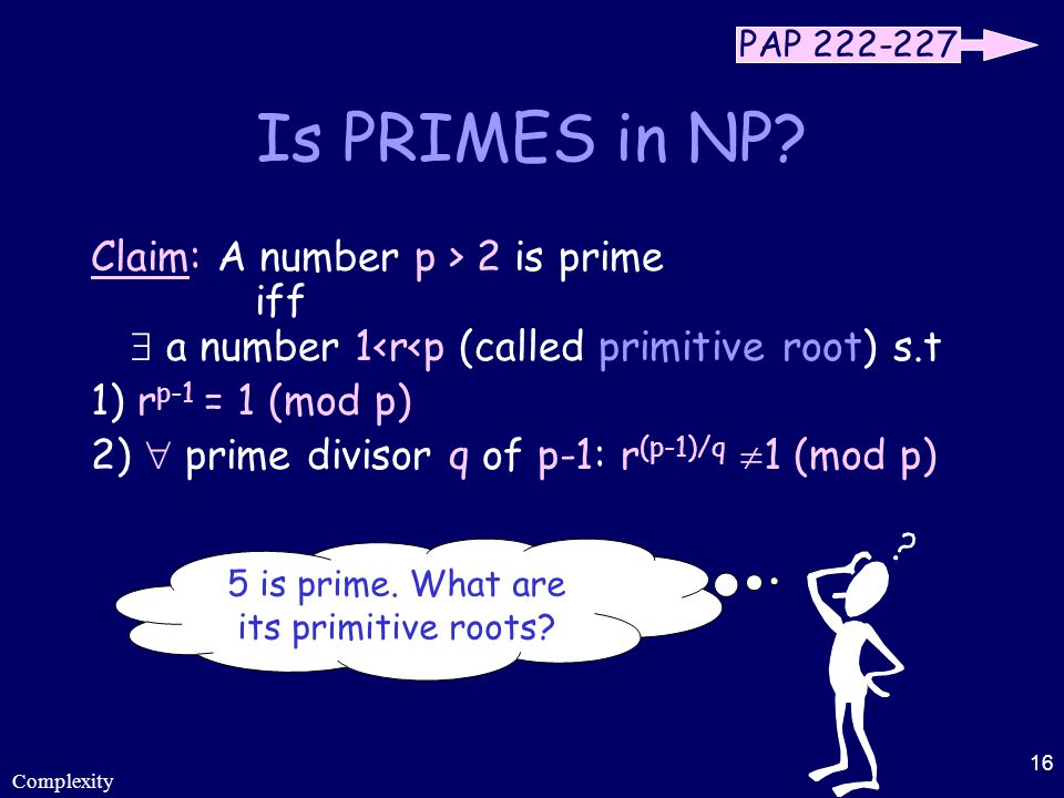 5 is prime. What are its primitive roots