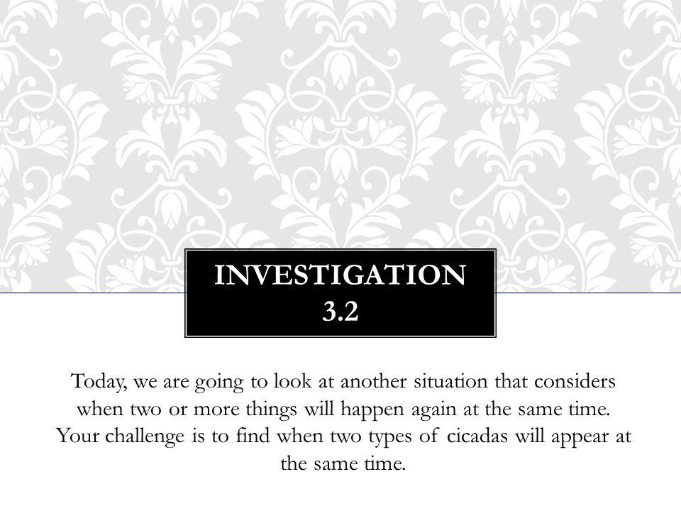 Investigation 3.2