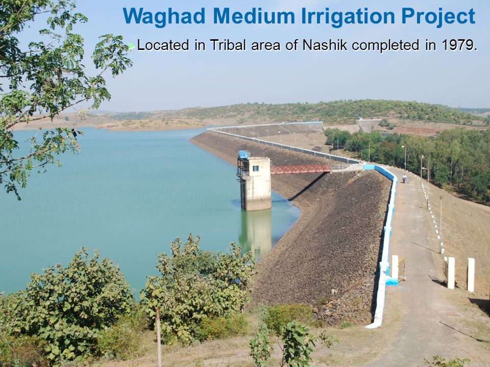Waghad Medium Irrigation Project