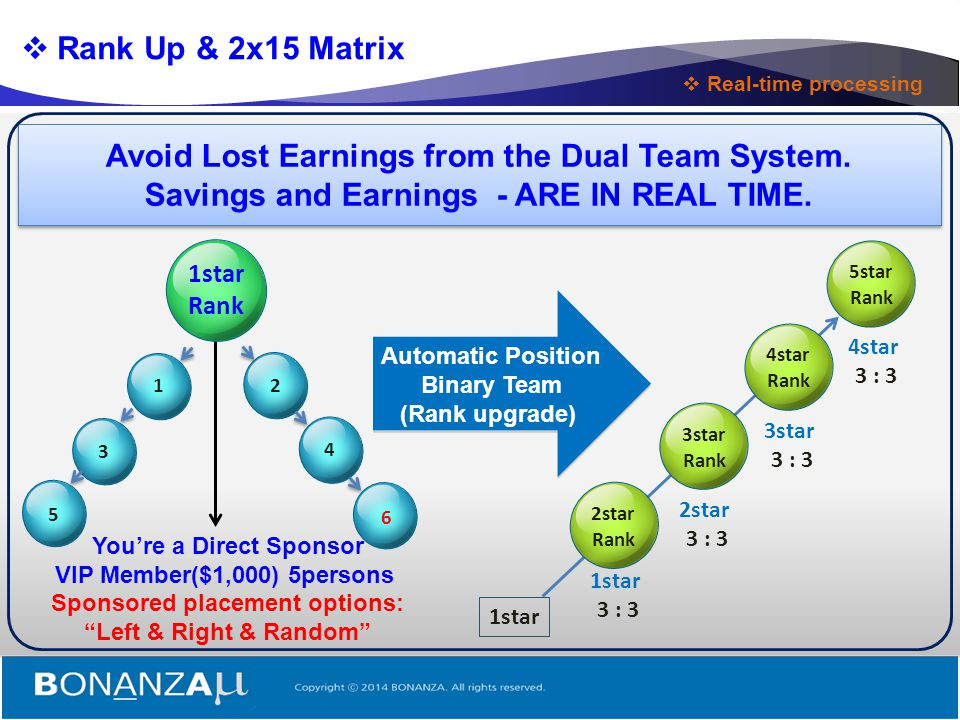 Avoid Lost Earnings from the Dual Team System.