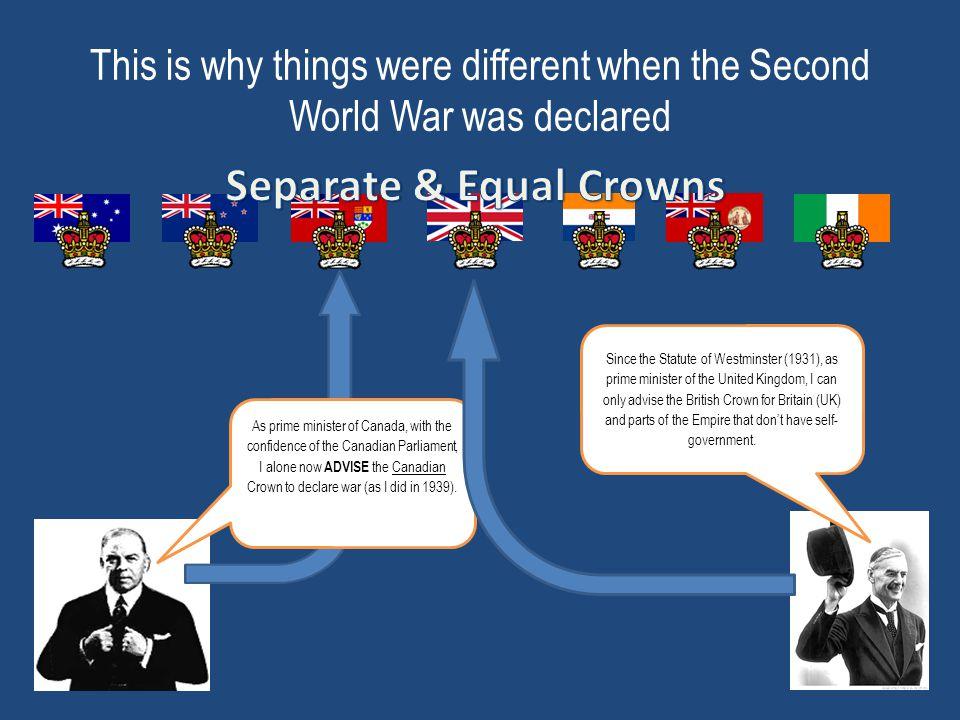Separate & Equal Crowns