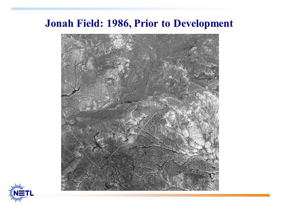 Jonah Field: 1986, Prior to Development