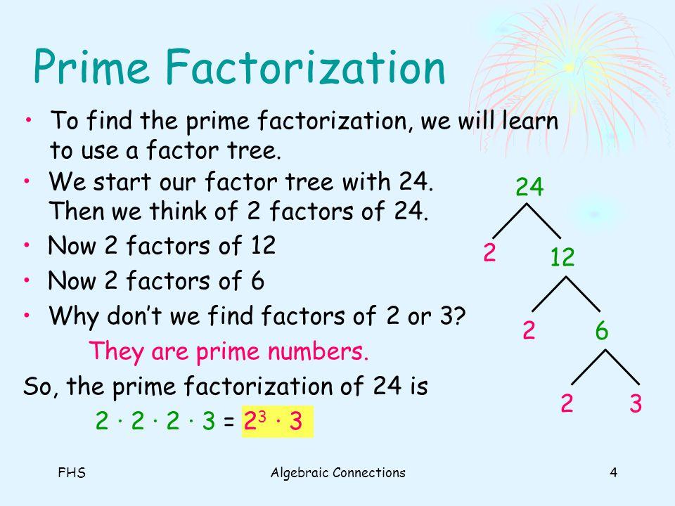 Algebraic Connections
