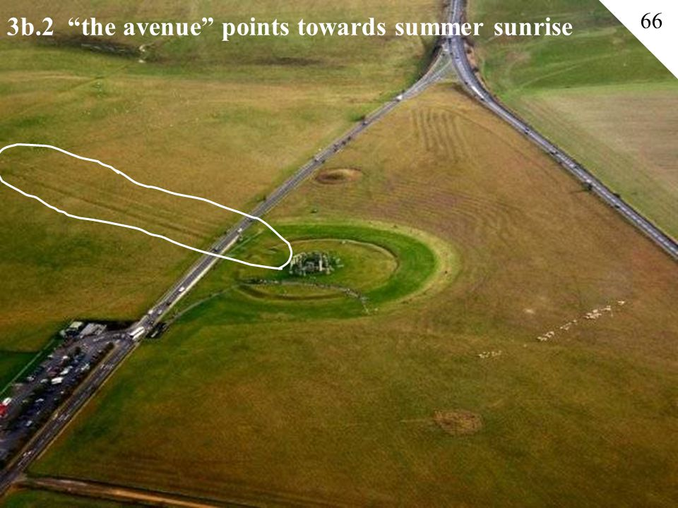 3b.2 the avenue points towards summer sunrise