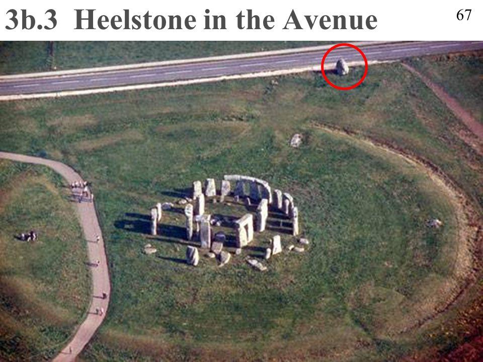 3b.3 Heelstone in the Avenue