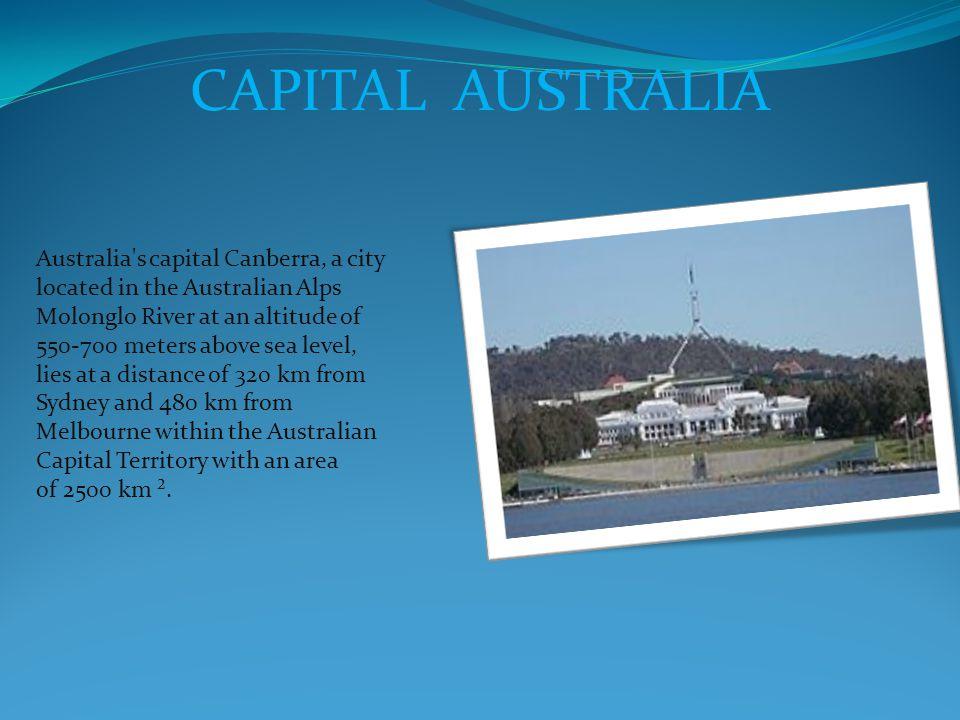 CAPITAL AUSTRALIA