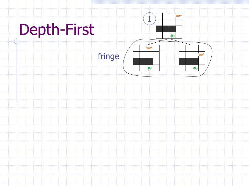 Depth-First 1 fringe