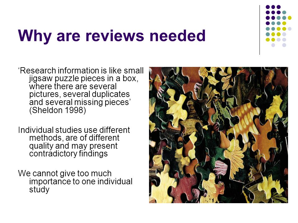 why literature review is needed in research study A literature review will try to look at as much of this existing research as possible   the subject, the focal point of interest, the level of study (undergraduate,  an  interaction with existing scholarship you need a longer literature review than.
