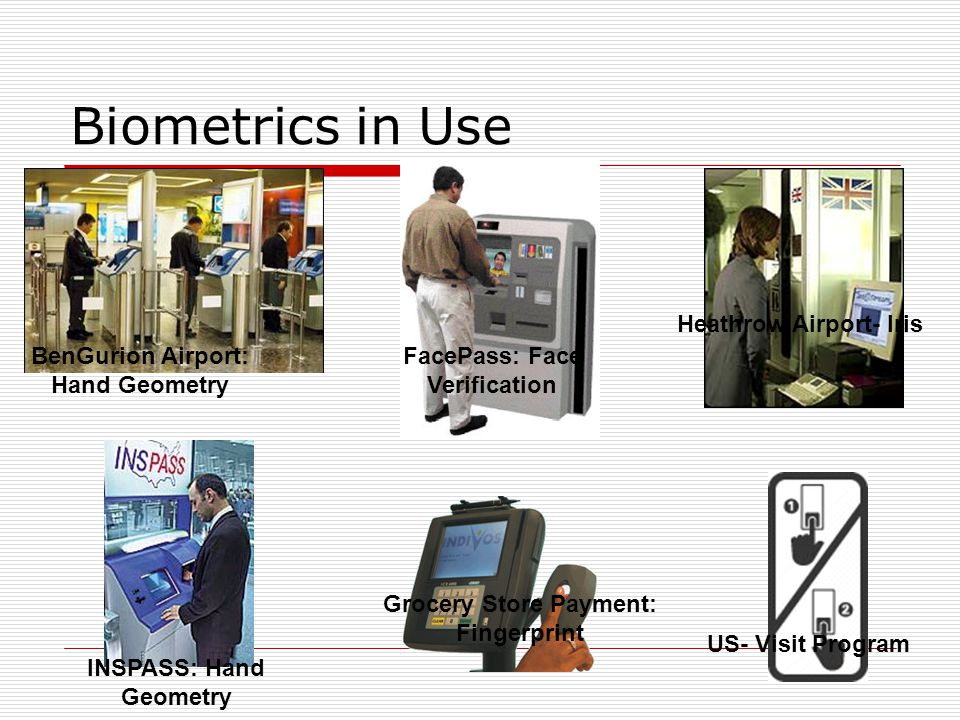 Biometrics in Use Heathrow Airport- Iris