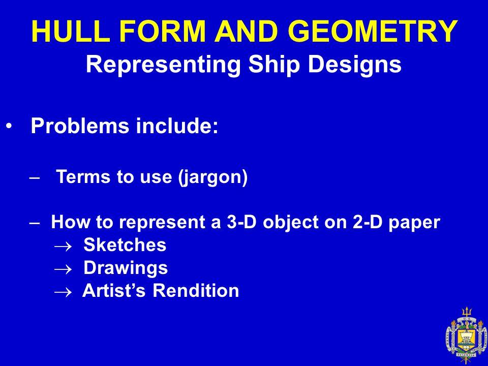Representing Ship Designs
