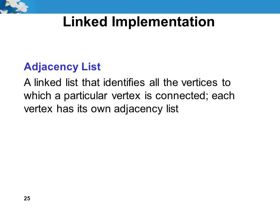 Linked Implementation