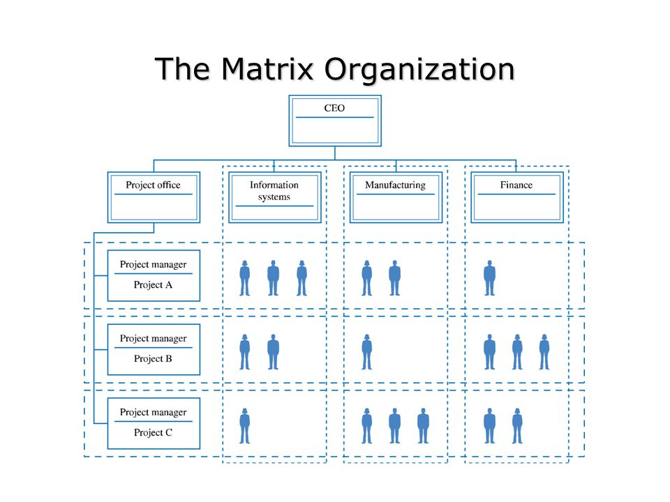 The Matrix Organization