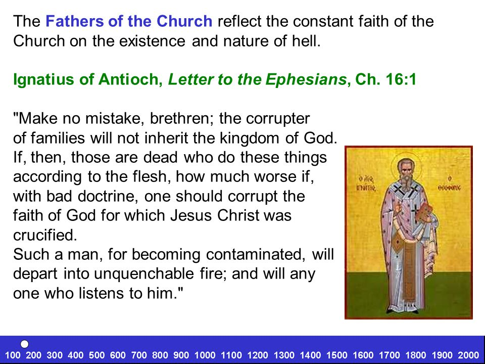 The Fathers of the Church reflect the constant faith of the