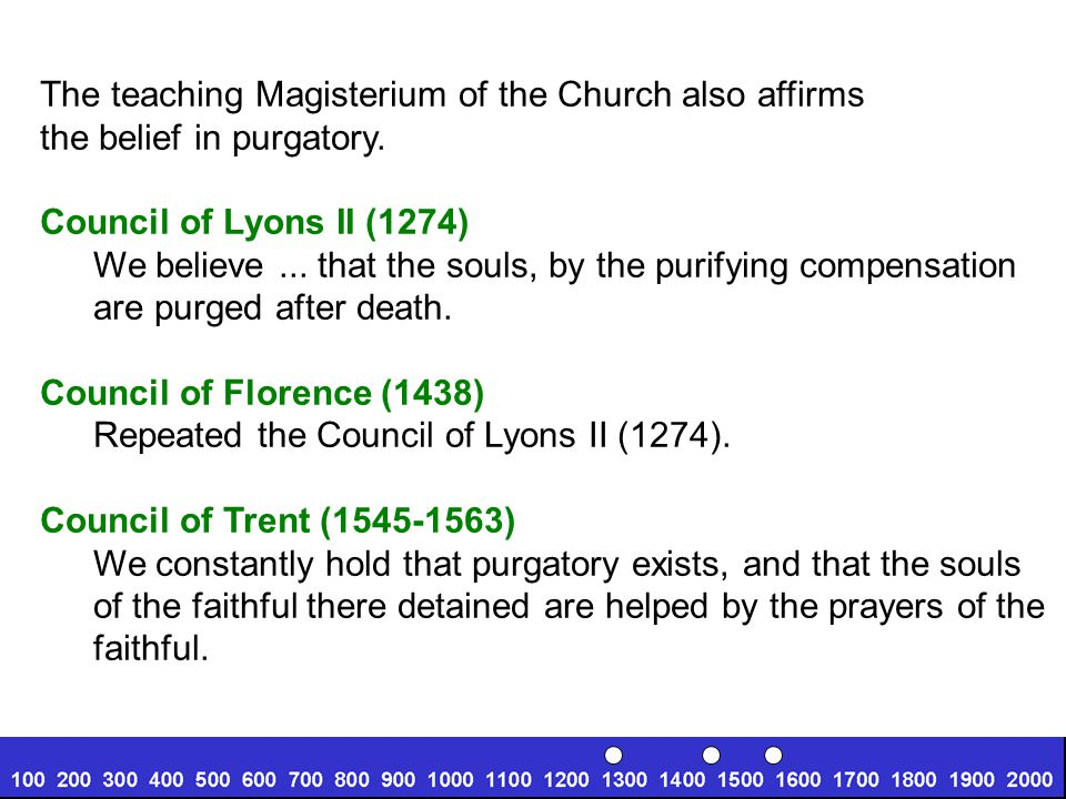 The teaching Magisterium of the Church also affirms