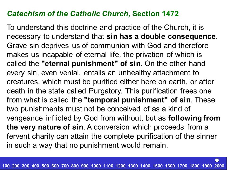 Catechism of the Catholic Church, Section 1472