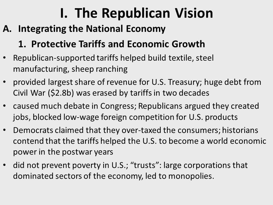I. The Republican Vision