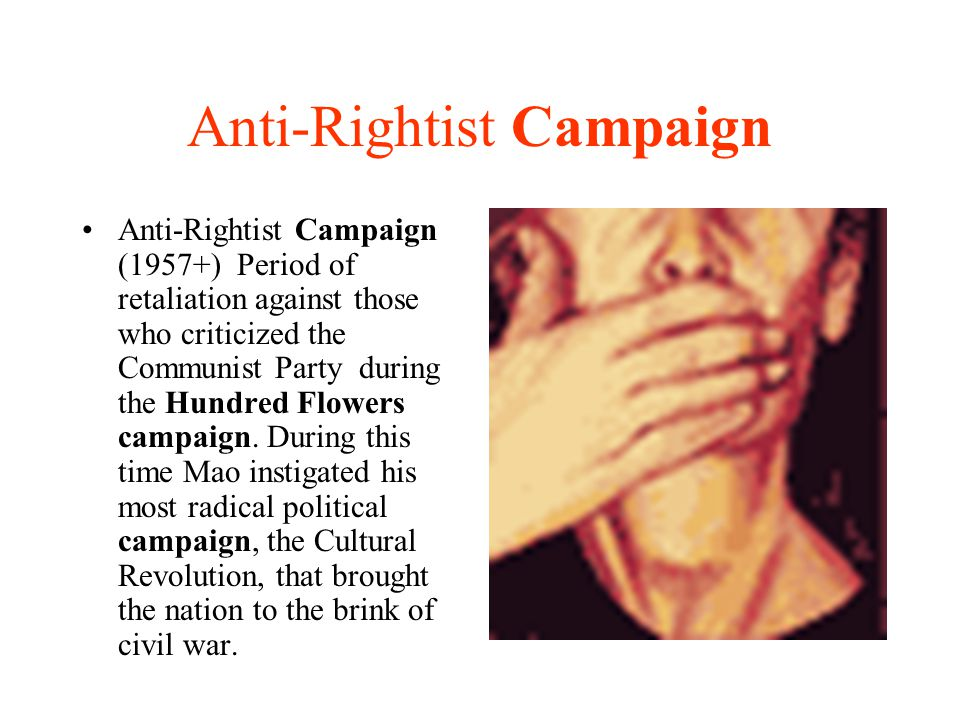 Anti-Rightist Campaign