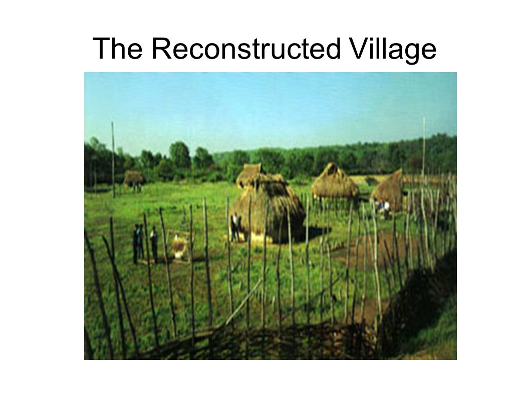 The Reconstructed Village