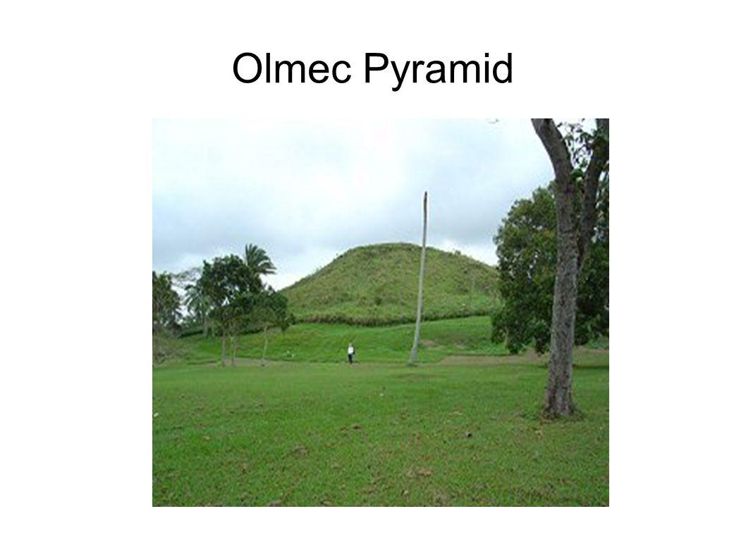 Olmec Pyramid