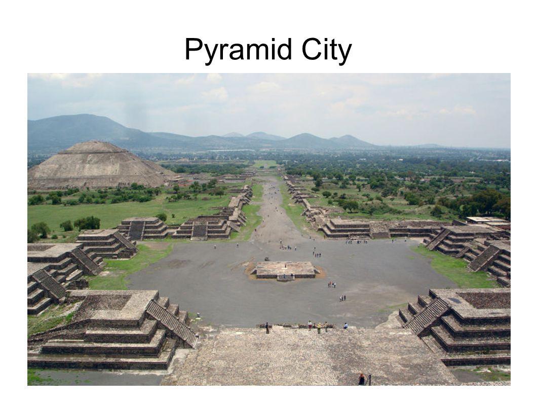 Pyramid City
