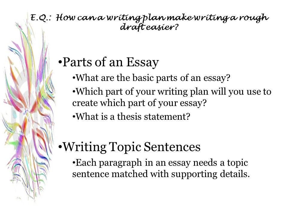 how to write a rough draft for an essay A first draft is a rough sketch steps for writing a first draft of an essay while an outline is needed to decide on what to write, the first draft is.