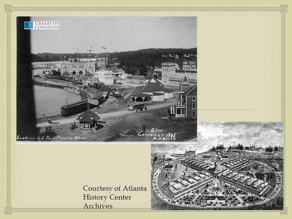Courtesy of Atlanta History Center Archives