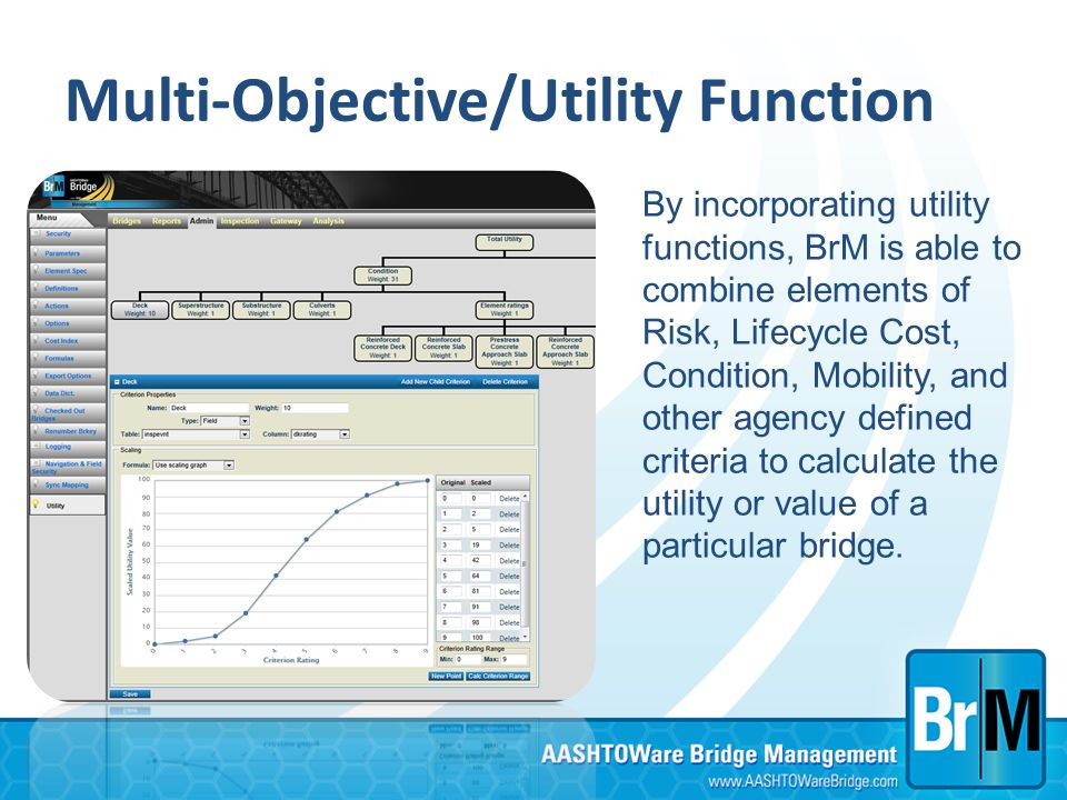 Multi-Objective/Utility Function
