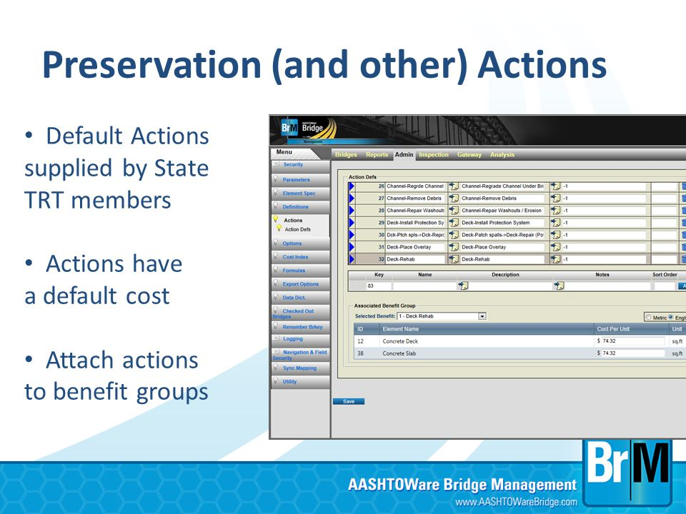 Preservation (and other) Actions