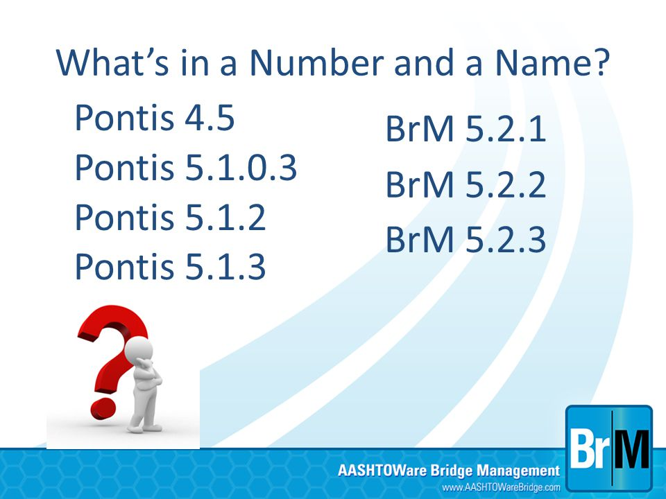 What's in a Number and a Name