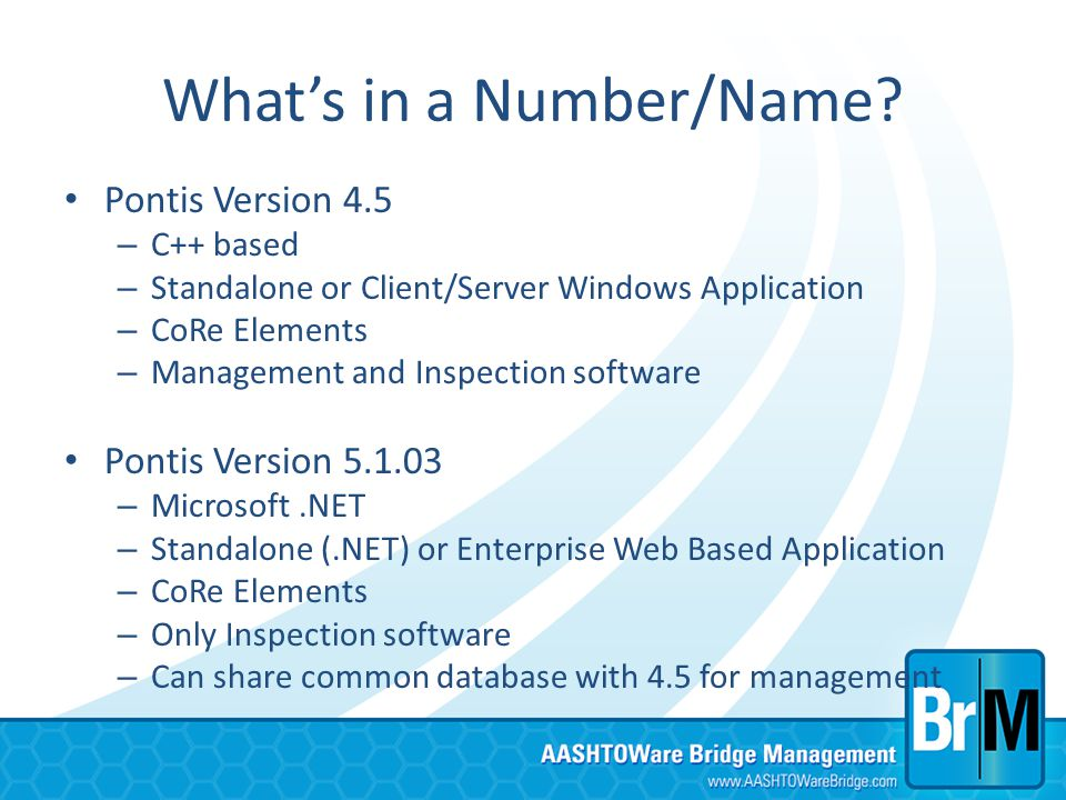 What's in a Number/Name