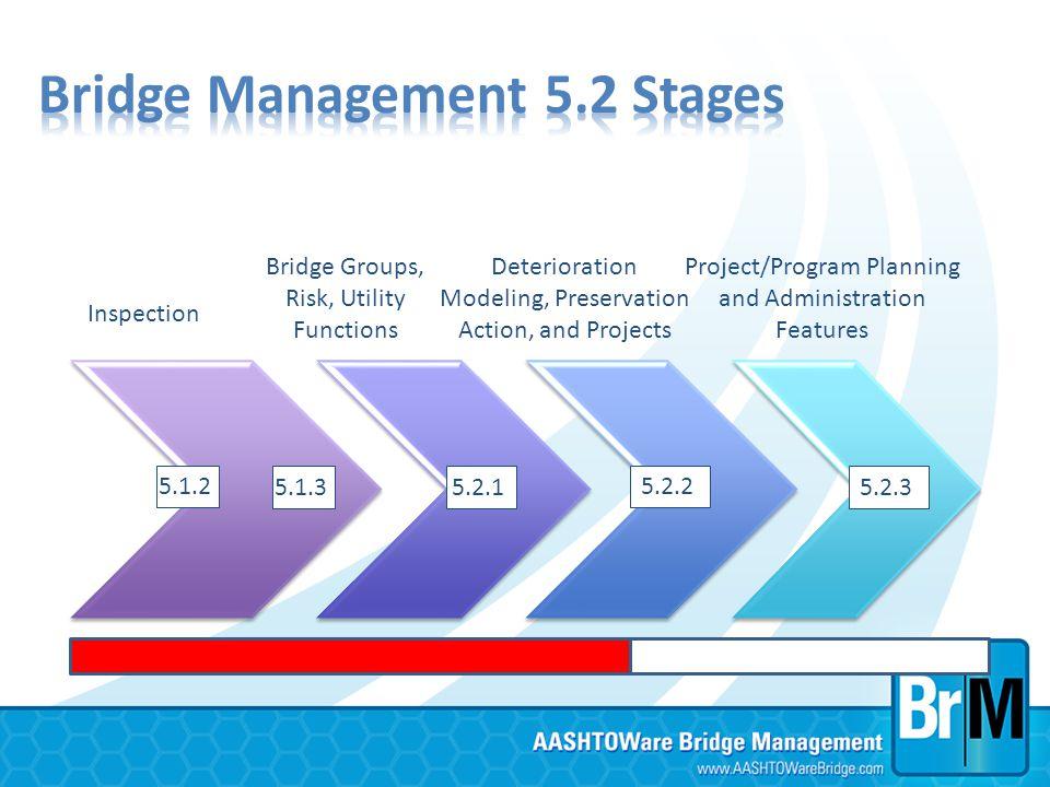 Bridge Management 5.2 Stages