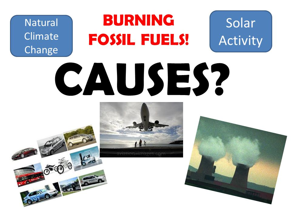 fossil fuels causing climate change Gases in the atmosphere are increasing and that this is causing global climate change  and climate change climate variability  of fossil fuels for.
