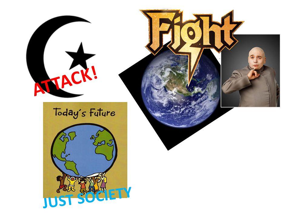 ATTACK! JUST SOCIETY