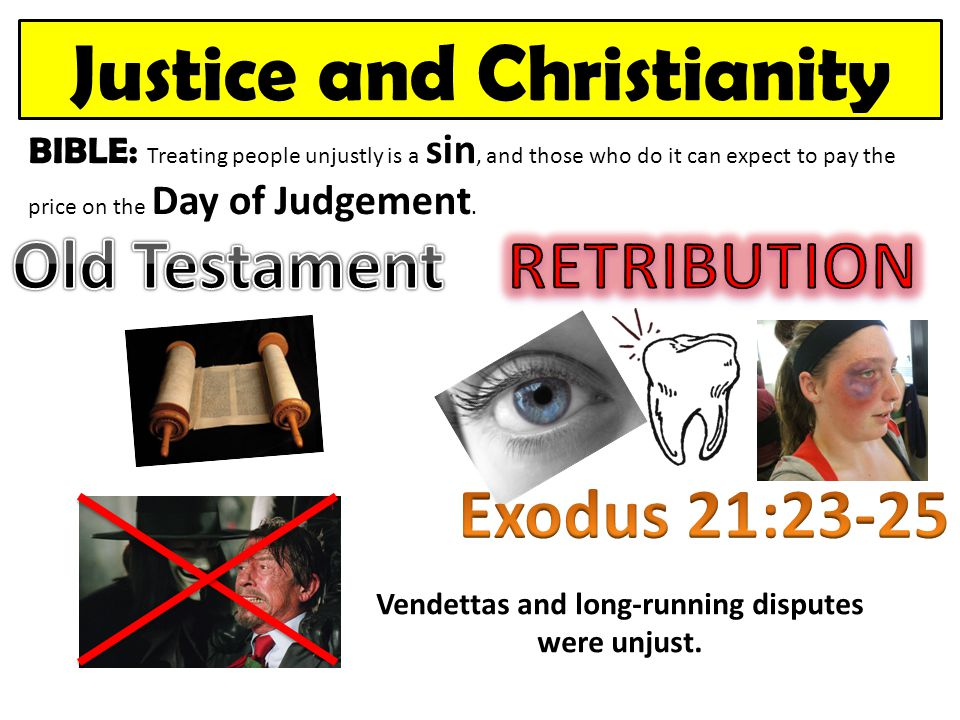 Justice and Christianity