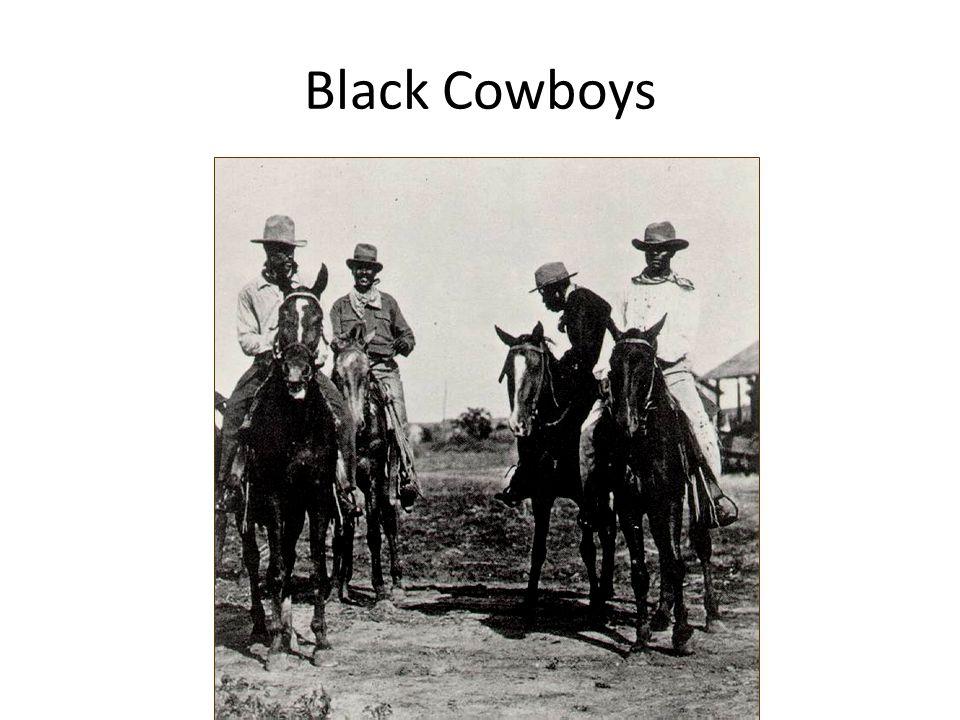 Black Cowboys