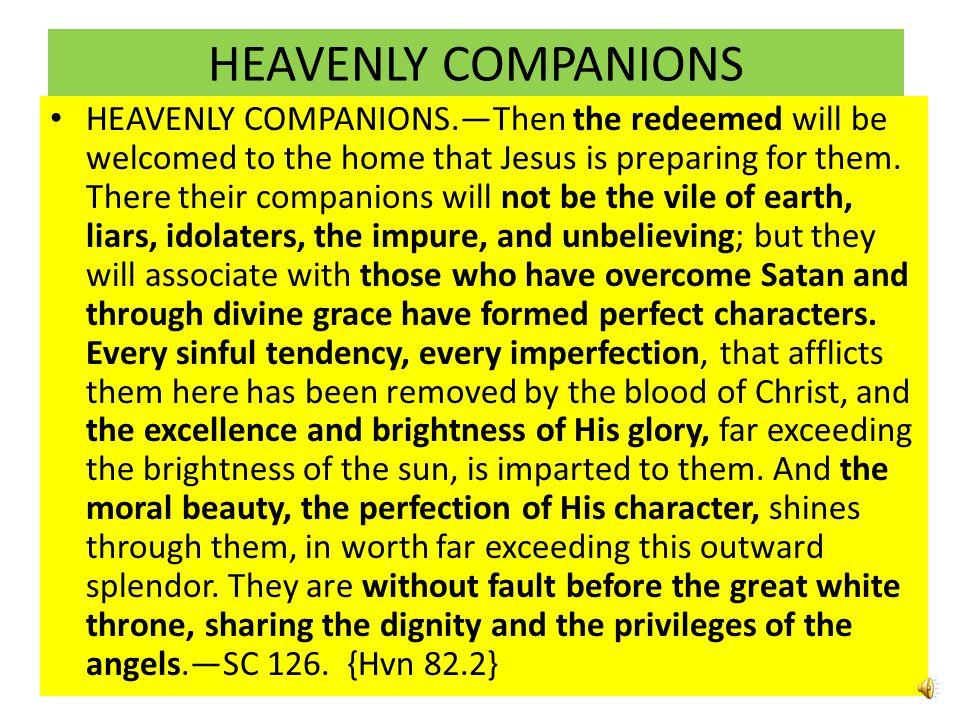 HEAVENLY COMPANIONS